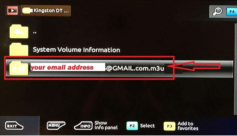 How to import M3U playlist to MAG box 250 254 275 – Top Arat